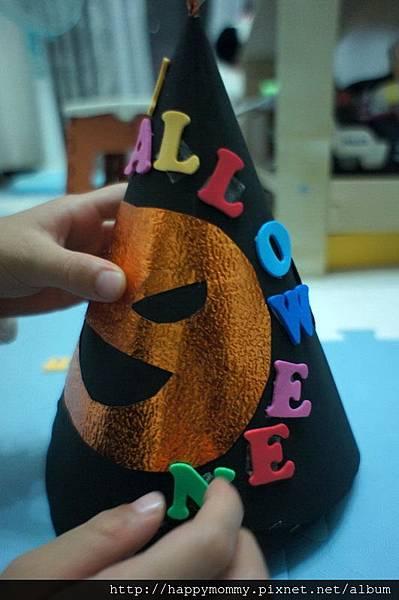 超简单万圣节装扮DIY 男孩必备造型万用斗篷 南瓜提袋 帽子 再手残也图片