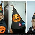 2012.10.26 萬聖節南瓜帽 DIY (8)