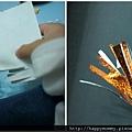 2012.10.26 萬聖節南瓜帽 DIY (2)