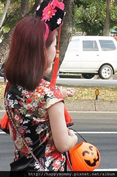 2012.10.27 天母搞什麼鬼 萬聖節 (30)