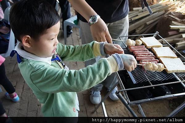 2012.11.03 親子郊遊 桃園 青林農場 烤肉
