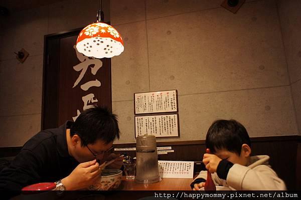 2012.12.22 大阪周遊卡 遊大阪 吃拉麵