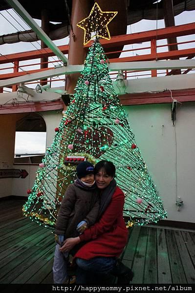 2012.12.22 大阪周遊卡 遊大阪 聖瑪麗亞號 大阪港巡航 (5)