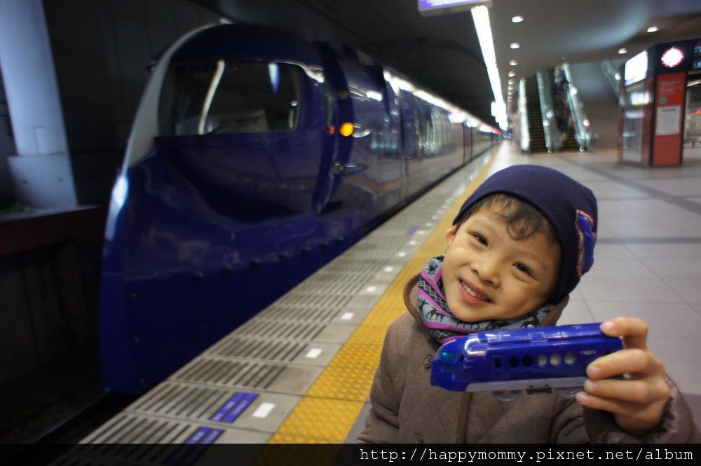 2012.12.22 南海電鐵Rapit