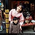 2012.12.24 京都穿和服到清水寺 (1)