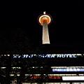 2012.12.24 京都耶誕夜 京都車站 耶誕樹 (2)