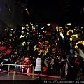 2012.12.24 京都耶誕夜 京都車站 耶誕樹 (3)