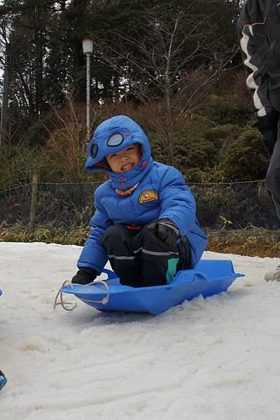2012.12.23 六甲山滑雪場 滑雪盆 (3)
