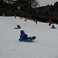 2012.12.23 關西 神戶 六甲山滑雪場  滑雪盆 (10)