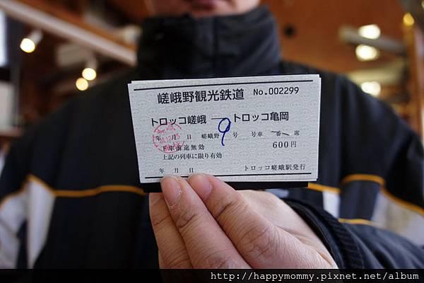 2012.12.25 京都 嵯峨觀光小火車 嵐山電車 金閣寺 (34)