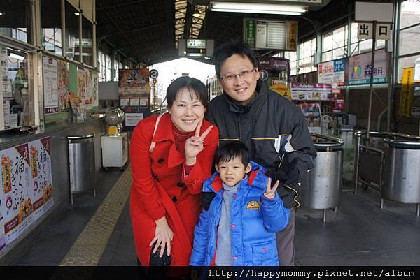 2012.12.25 京都 嵯峨觀光小火車 嵐山電車 金閣寺 (57)