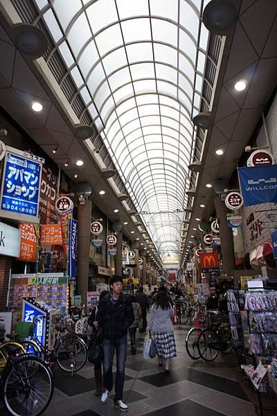 1. 2012.12.22 東橫 INN 阪急十三口周圍環境 (11)