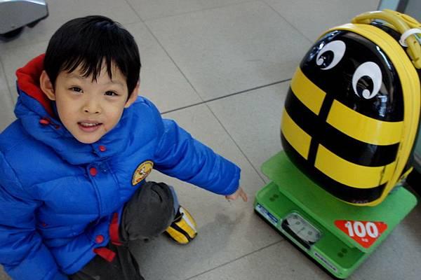 2012.12.26 關西機場搭捷星航空回台灣 (2)