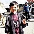 兒童京都和服變身 逛清水寺 地主神社 (22)