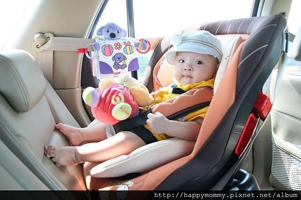 2008.09.07 奇哥 棒球兒童汽車安全座椅 (2)