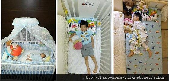 慶的嬰兒床升等單人床