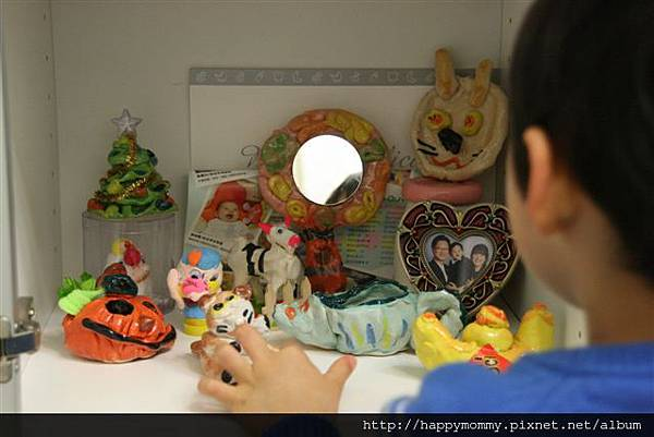 慶的陶藝課作品 (1)
