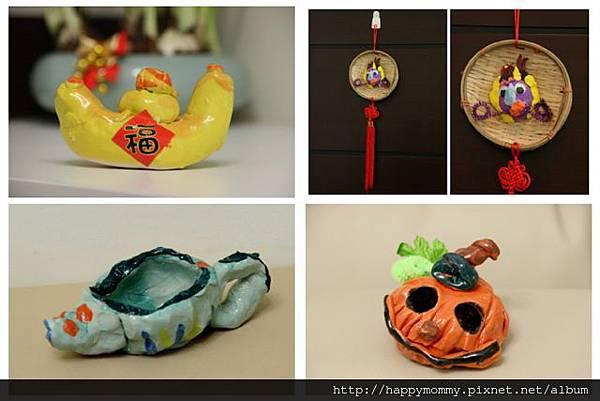 慶的陶藝課作品 (3)