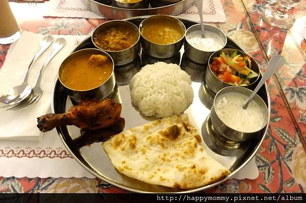 2013.04.07 TAJ印度餐廳 (1)