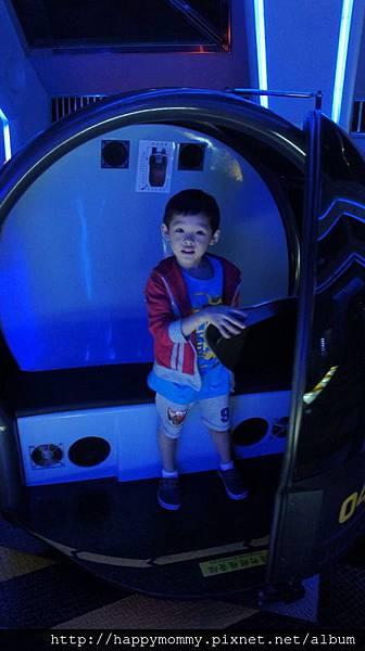 平民的太空旅行 天文館 宇宙探險車