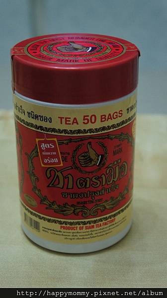 泰國必買戰利品 手標紅茶 (7)