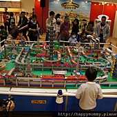 2013.04.04 多美火車展 及黃色新幹線 dr yellow (1)