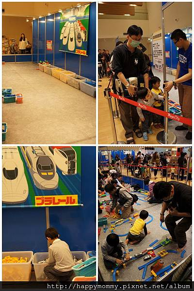 2013.04.04 多美火車展 及黃色新幹線 dr yellow (3)