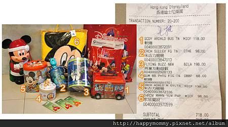 2013.12 香港親子遊 迪士尼 惠康 玩具反斗城 H&M戰利品 (10).jpg