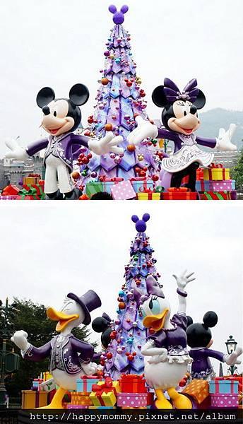 2013.12.14 香港親子遊 耶誕節 迪士尼樂園 (6).jpg