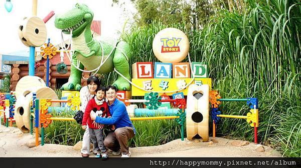 2013.12.14 香港親子遊 耶誕節 迪士尼樂園 (16).JPG