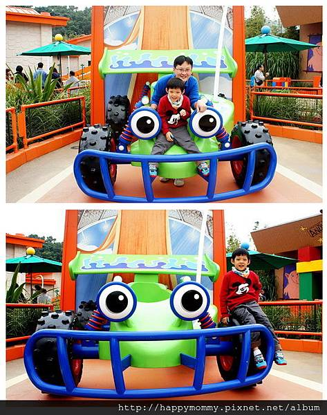 2013.12.14 香港親子遊 耶誕節 迪士尼樂園 (22).jpg