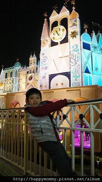 2013.12.14 香港親子遊 耶誕節 迪士尼樂園 (44).JPG