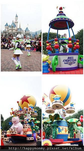 2013.12.14 聖誕節香港迪士尼樂園 飛天巡遊 (16).jpg
