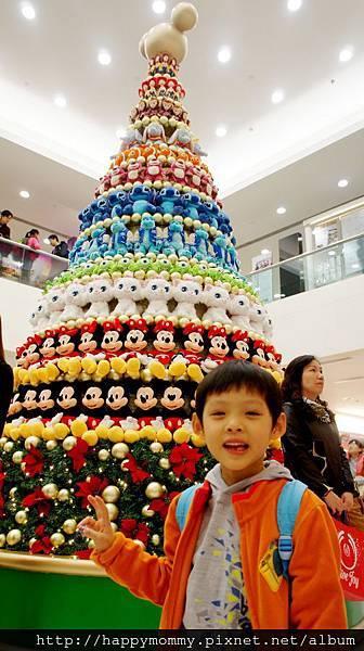 2013.12.15 聖誕節 香港親子遊 銅鑼灣 尖沙咀 (40).JPG