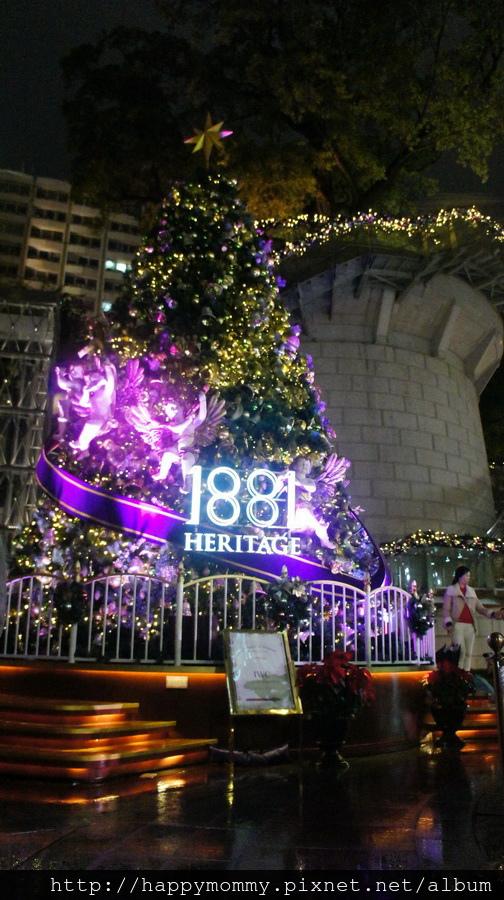2013.12.15 聖誕節 香港親子遊 銅鑼灣 尖沙咀 (48).JPG