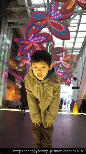 2013.12.15 聖誕節 香港親子遊 銅鑼灣 尖沙咀 (7).jpg