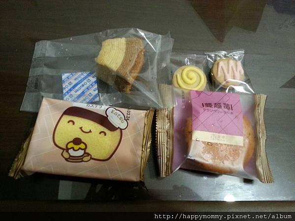 金格彌月蛋糕試吃 (1)