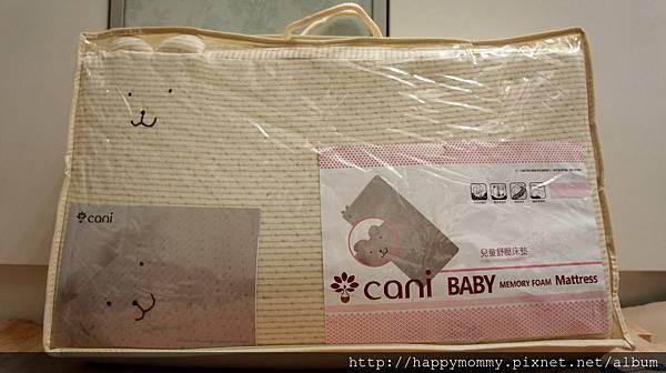 CANI有機棉系列 兒童舒壓床墊