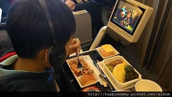 2014.12.28 ANA全日空 兒童餐 飛機餐 (2).jpg