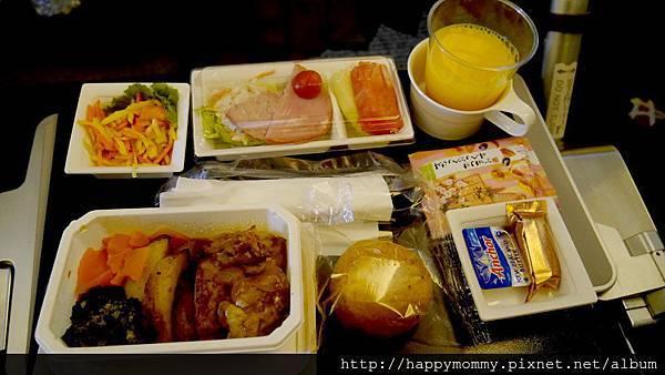 2014.12.28 ANA全日空 嬰兒餐 飛機餐 (4).JPG