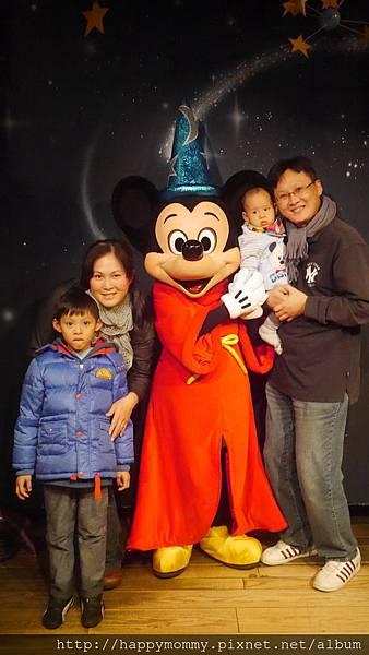 2014.12.29 慶與東尼 遊東京迪士尼樂園 (206)
