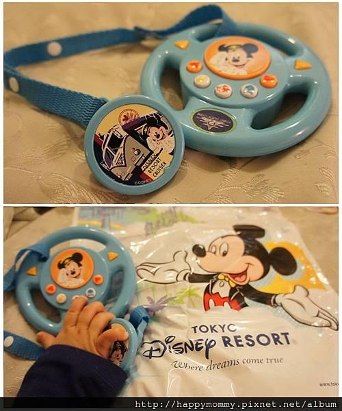 東京迪士尼小朋友戰利品