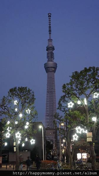 2014.12.30 東京大神宮 雷門 晴空塔 (127).JPG