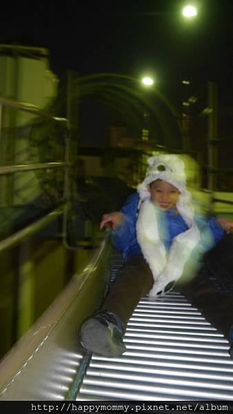 2014.12.30 東京晴空塔 大橫川公園超長鏤空溜滑梯 (10).JPG