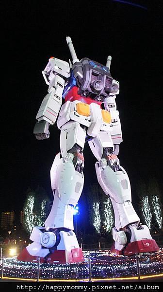 2014.03.31 台場Diver City看鋼彈 (13).JPG