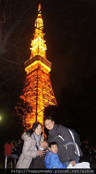 2014.12.31 之4 登東京鐵塔 增上寺跨年 (7).jpg