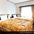 東橫inn 標準雙床房