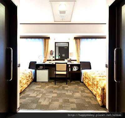 無障礙雙床房