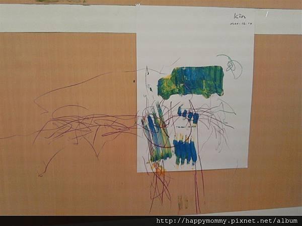 2010.03.16 Gymboree健寶園 Art (3)