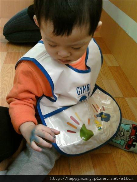 2010.03.16 Gymboree健寶園 Art (1)